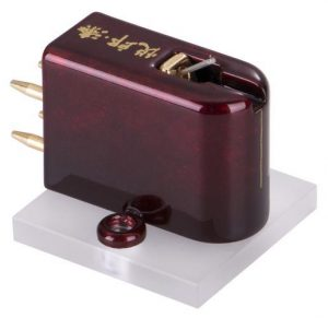 Etsuro Urushi Bordeaux MC cartridge