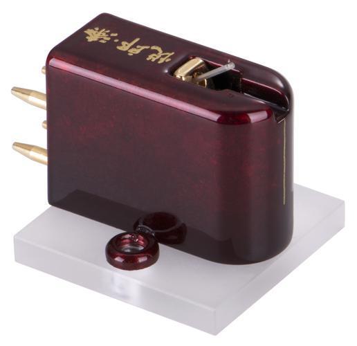 Etsuro Urushi Bordeaux MC cartridge